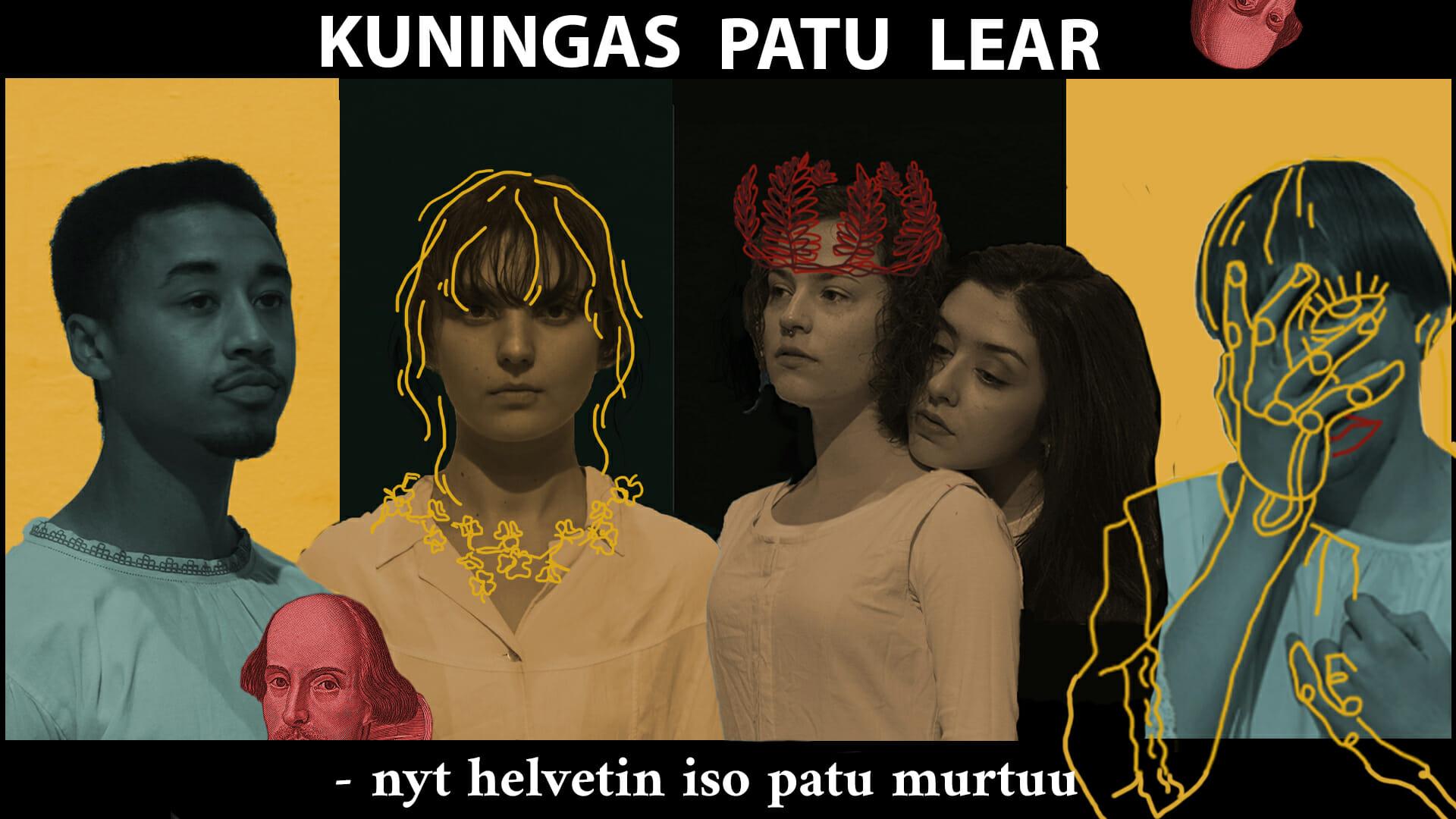 Kuningas patu Lear